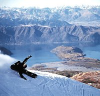 foto English and Snowboarding