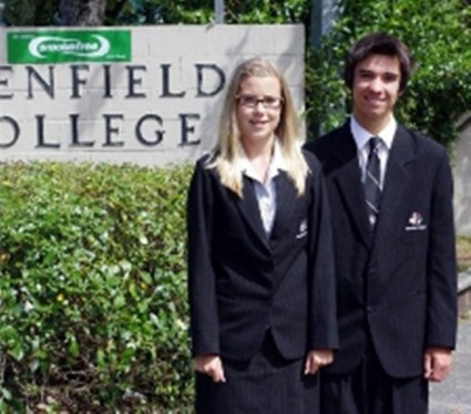 Glenfield College (age 13-18) Glenfield, Auckland