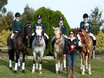 Agree, very milford high school equestrian team