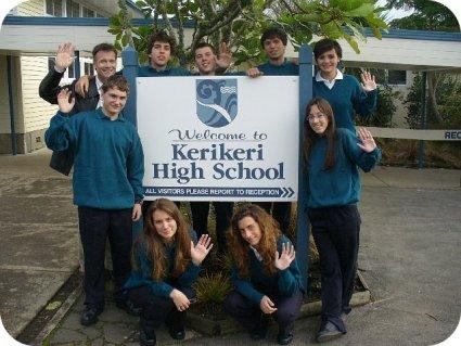 Kerikeri High School, Kerikeri (Age 13 - 18) - StudyNewZealand