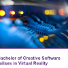 Study the Bachelor of Creative Software with AMES - the Institute of IT in New Zealand